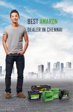 Best Amaron Dealer in Chennai